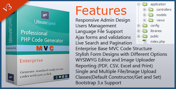Photo of Get UltimateSpeed PHP Code Generator Enterprise Download