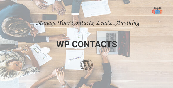 Photo of Get WP Contacts – Contact Management Plugin Download