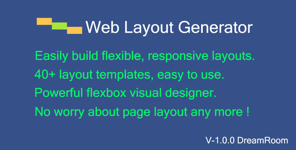 Photo of Get Web Layout Code Generator Download