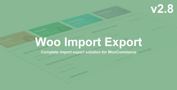 Photo of Get Woo Import Export Download