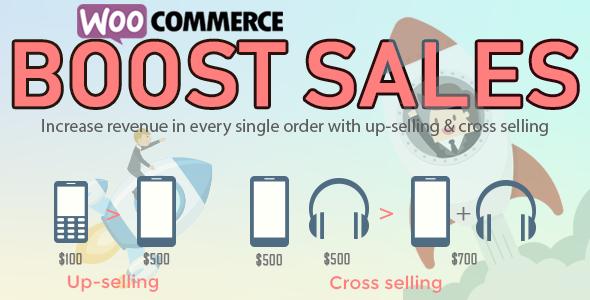 Photo of Get WooCommerce Boost Sales – Upsells & Cross Sells Popups & Discount Download