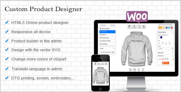 Photo of Get WooCommerce Custom Product Designer Download