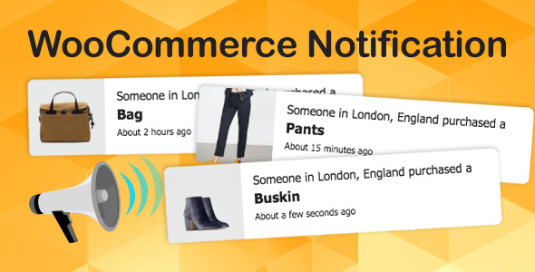 Photo of Get WooCommerce Notification | Boost Your Sales – Live Feed Sales – Recent Sales Popup – Upsells Download
