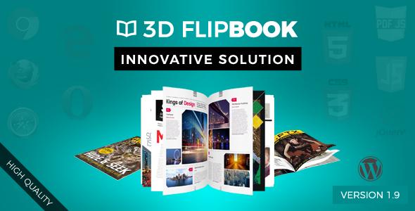 Photo of Get WordPress FlipBook Download