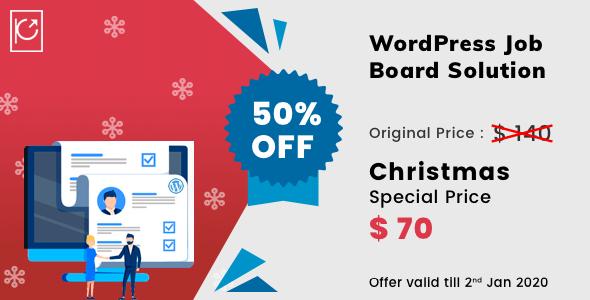 Photo of Get WordPress Job board Solution Download