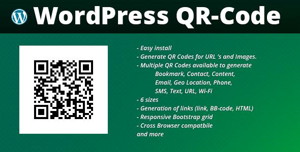 Photo of Get WordPress QR Codes Download