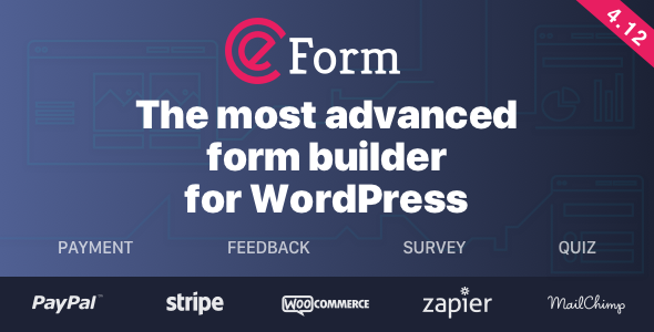 Photo of Get eForm – WordPress Form Builder Download