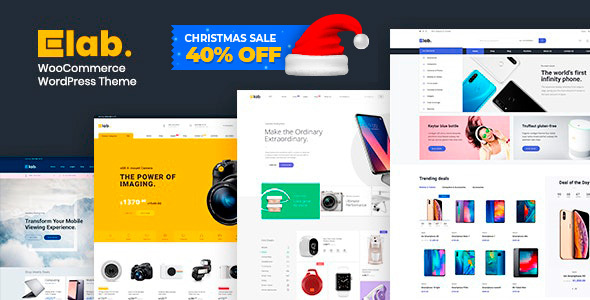 Photo of Get eLab – Multi Vendor Marketplace WordPress Theme Download