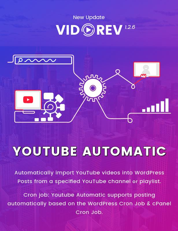 VidoRev - Video WordPress Theme - 7