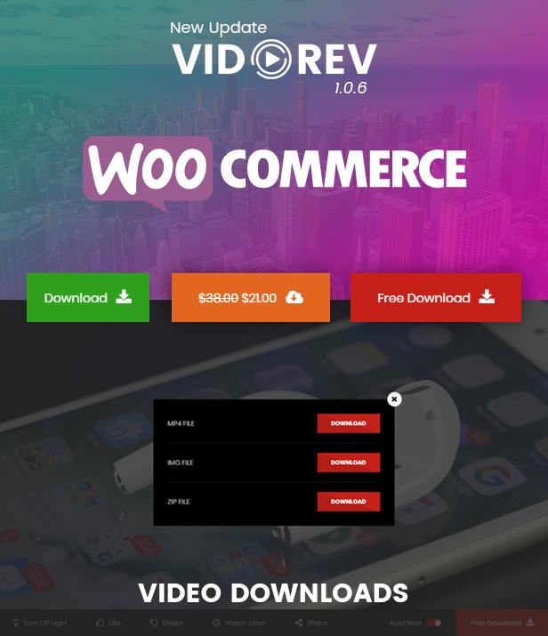 VidoRev - Video WordPress Theme - 9