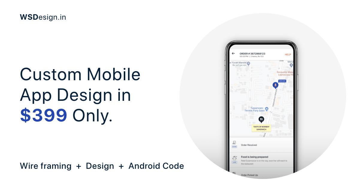 get mobile app design