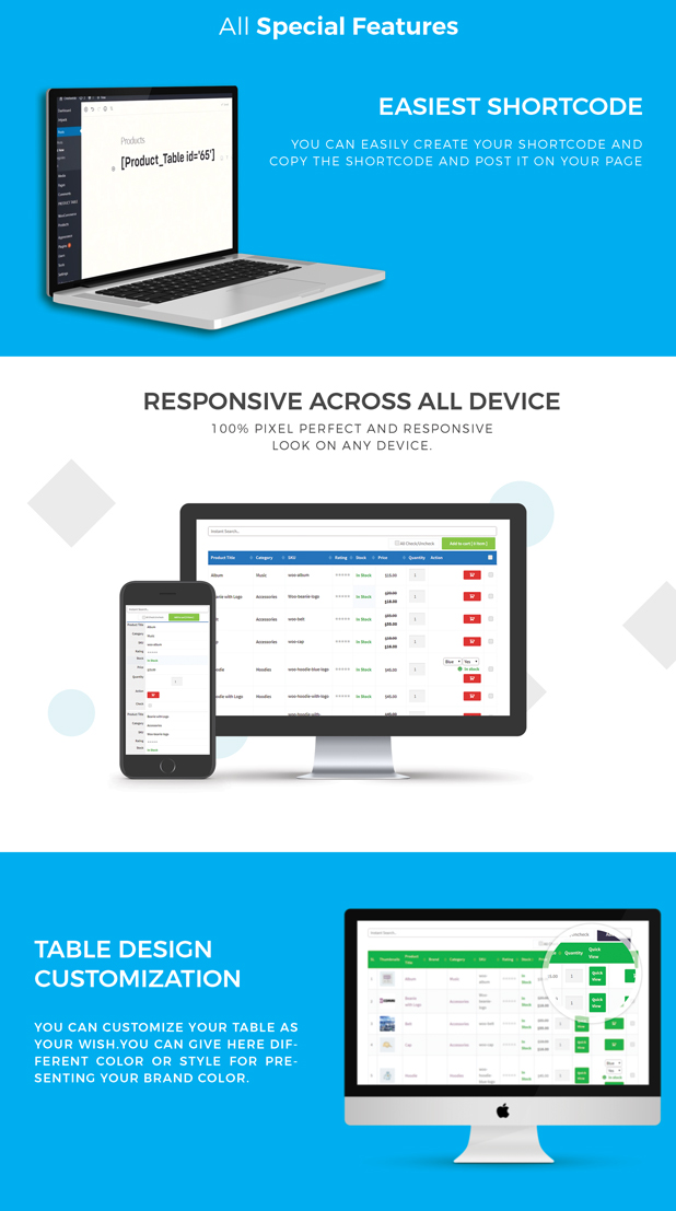 Woo Product Table Pro - WooCommerce Product Table view solution - 21
