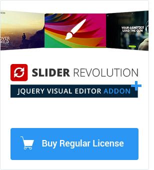 Purchase Visual Editor Addon