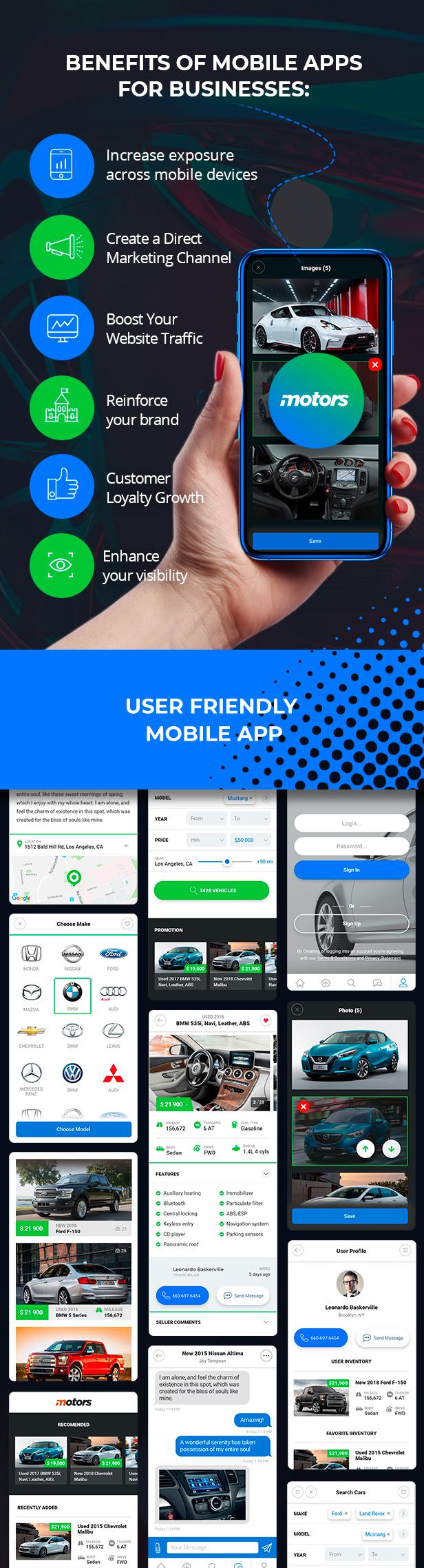 Car Dealer WordPress Theme