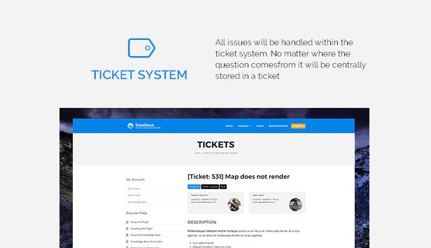 TotalDesk – Helpdesk, Live Chat, Knowledge Base &Ticket System - 2