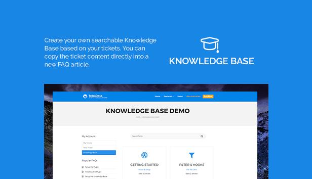 TotalDesk – Helpdesk, Live Chat, Knowledge Base &Ticket System - 5