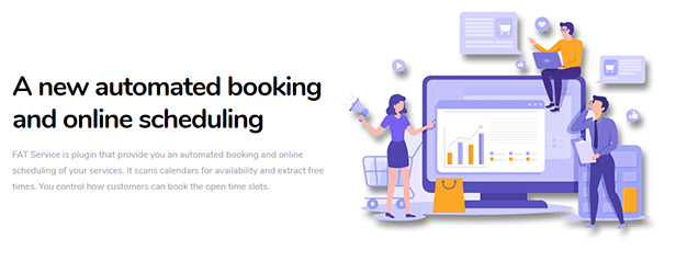 Fat Services Booking - Automated Booking and Online Scheduling - 3