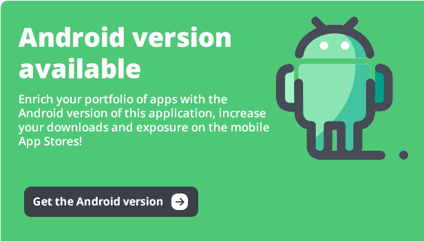 Android version of Elephant template