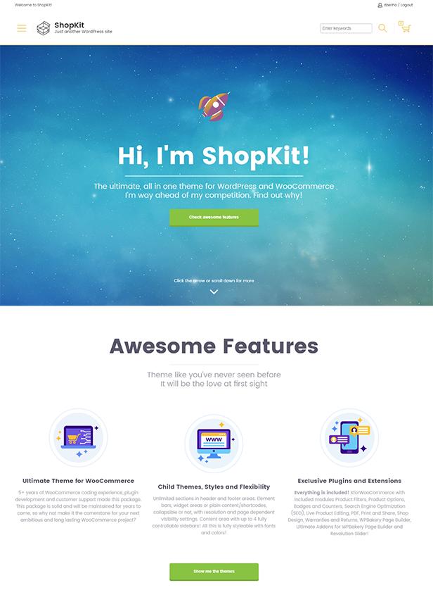 ShopKit - The WooCommerce Theme - 3