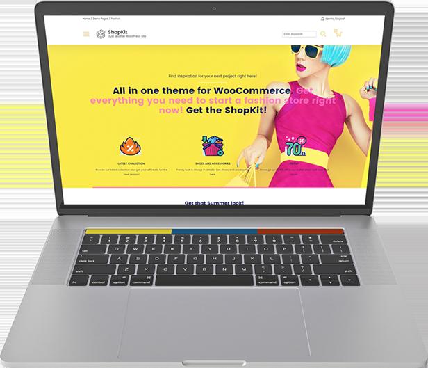 ShopKit - The WooCommerce Theme - 4