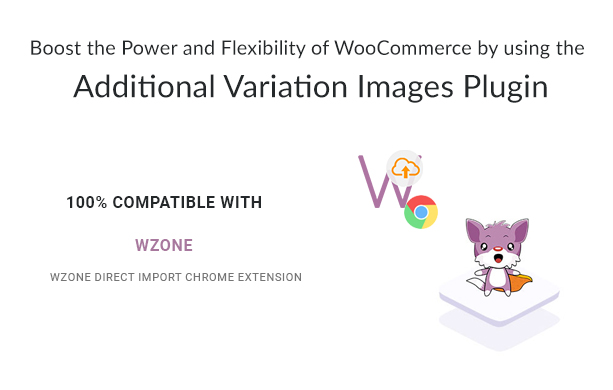 Additional Variation Images Plugin for WooCommerce - 1