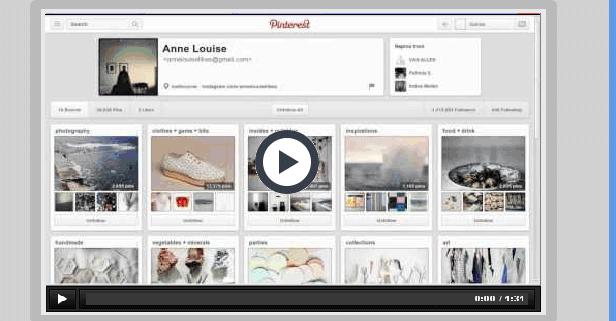 Pinterest to WordPress - WordPress Pinterest Gallery Plugin - 7