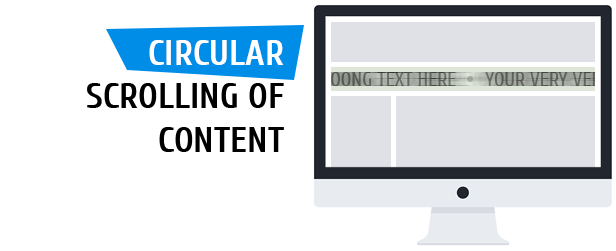 liMarquee - Horizontal and Vertical Scrolling of Text or Image or HTML Code - 2