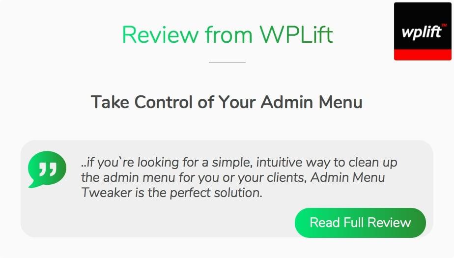 Ultimate Tweaker for WordPress - 16