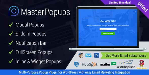 Popup Press - Popups with Slider & Lightbox for WordPress - 23