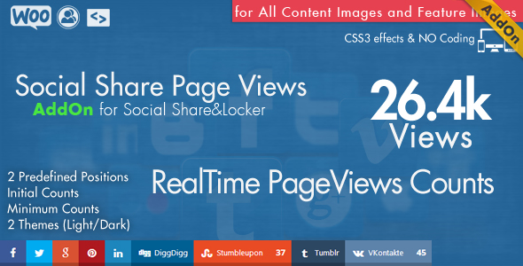 Social Share & Locker Pro WordPress Plugin - 19