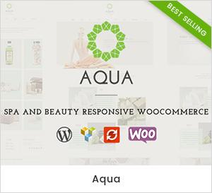Spa and Beauty Responsive WooCommerce WordPress Theme