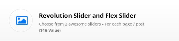 revolution slider is responsive