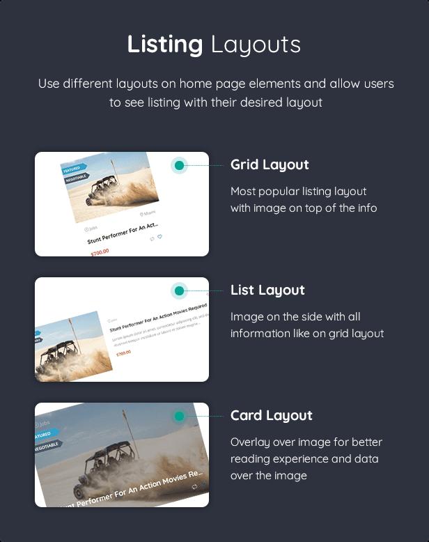 Adifier - Classified Ads WordPress Theme - 16