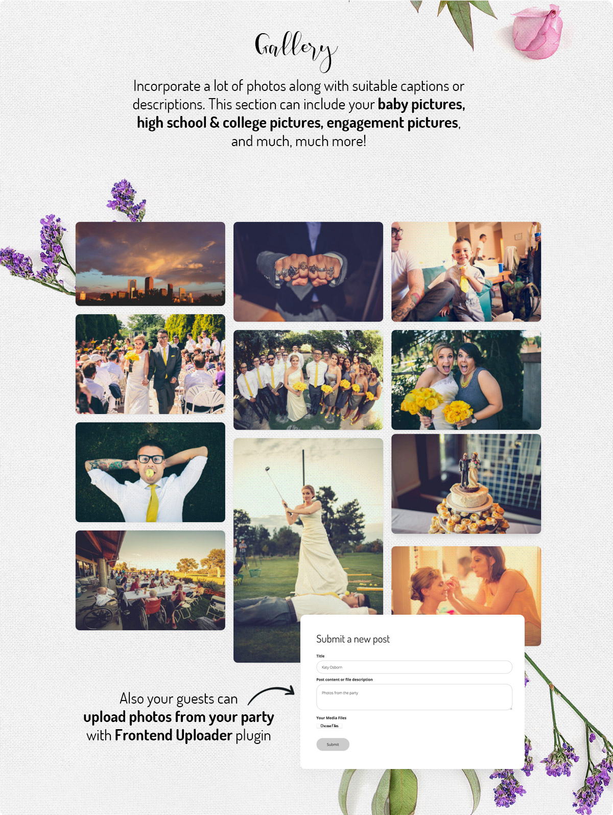 Glanz - Wedding Theme - 12