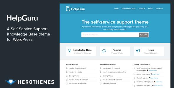 KnowHow - A Knowledge Base WordPress Theme - 18