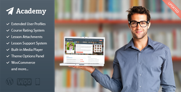 Photo of Get Academy – Learning Management Theme Download