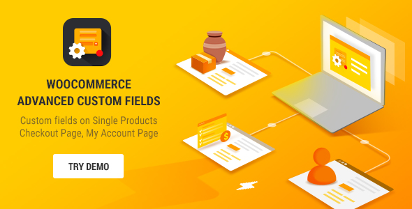 Photo of Get Advanced Custom Fields for WooCommerce Download