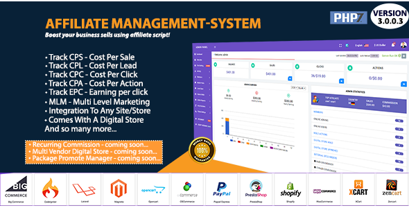 Photo of Get Affiliate Management System Download