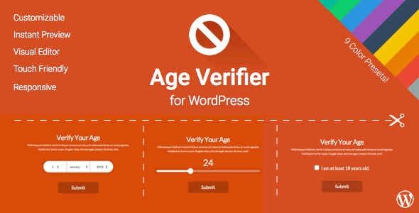 Photo of Get Age Verifier for WordPress Download