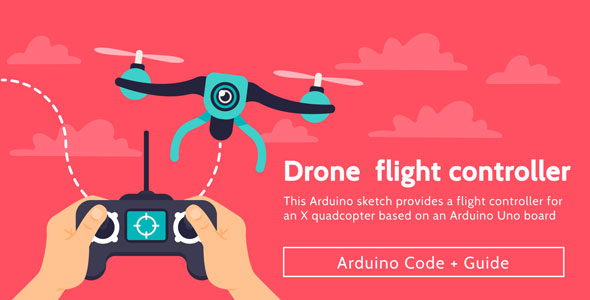 Photo of Get ArduiDrone – Arduino code for Drones (Quadcopter) Download