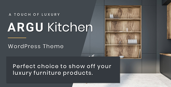 Photo of Get Argu – Kitchen WordPress Theme Download
