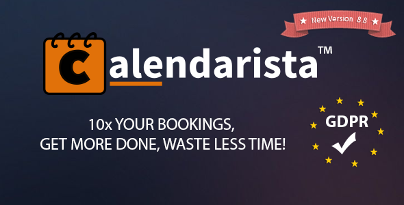 Photo of Get Calendarista Premium – WP Appointment Booking Plugin and Schedule System Download