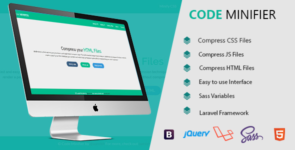 Photo of Get Code Minifier – Compress CSS JS & HTML Files Download