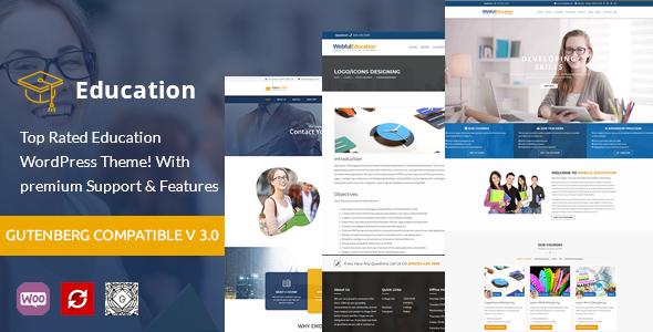 Photo of Get Education WordPress Theme – EduBox Download