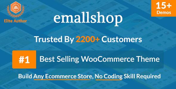 Photo of Get EmallShop – Responsive WooCommerce WordPress Theme Download