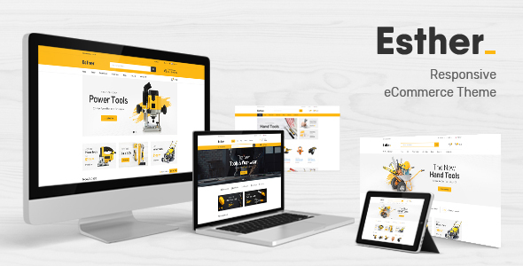 Photo of Get Esther – Responsive Prestashop Theme Download