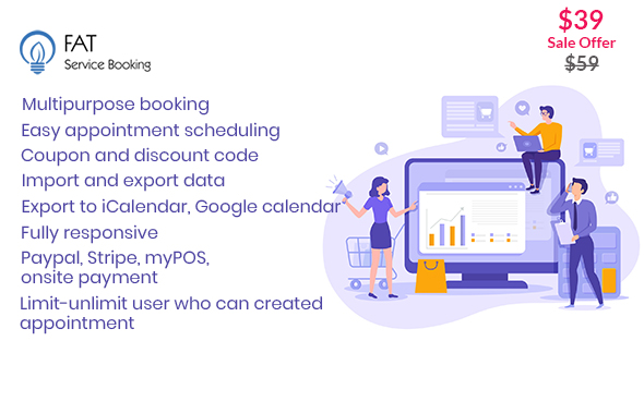 Photo of Get Fat Services Booking – Automated Booking and Online Scheduling Download