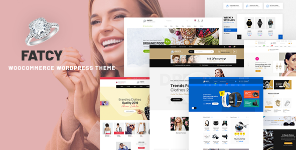 Photo of Get Fatcy – Multipurpose WooCommerce WordPress Theme Download