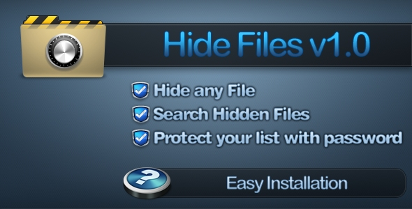 Photo of Get Hide Files – Full Source Code Download