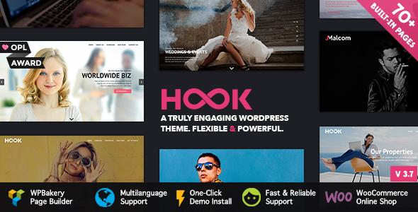 Photo of Get Hook – Superior WordPress Theme Download